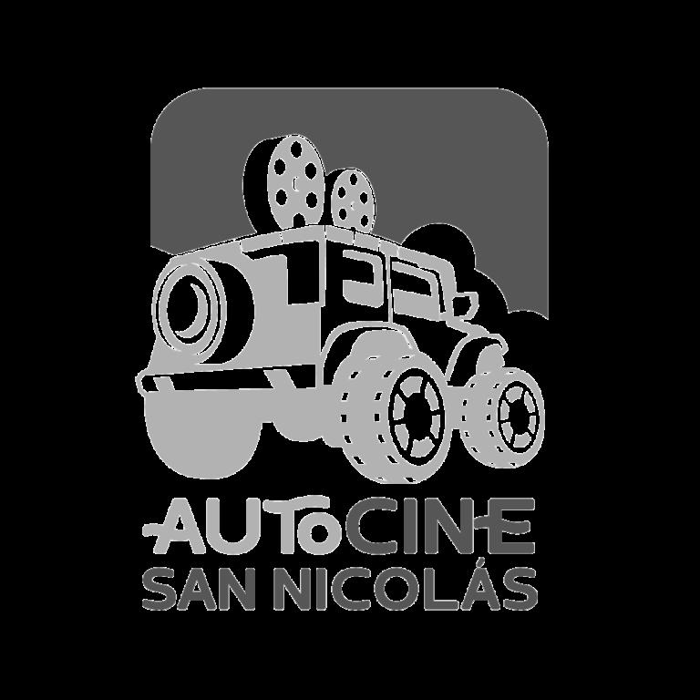 Logo-Autocine-San-Nicolas-gris
